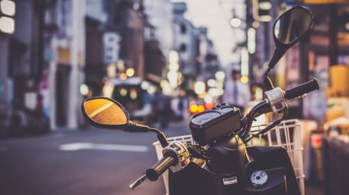 Tips to Safely Travel Asia by Scooter