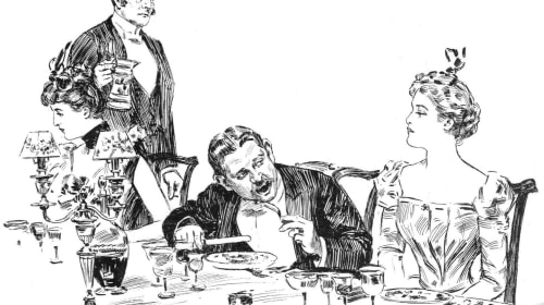 What Victorians Really Ate