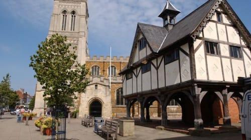Historical Market Harborough