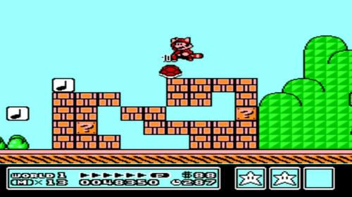 Perler Bead DIY: Block from 'Super Mario Bros. 3'