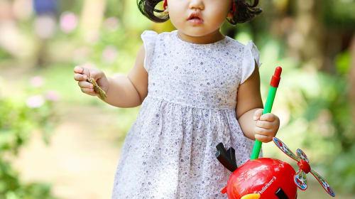 10 Reasons Toddlers Rule!