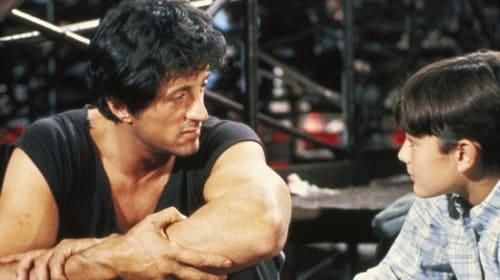 'Over the Top'—Paternal Bonding Via Arm Wrestling