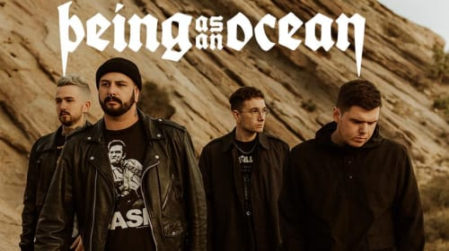 Being As An Ocean - Bashful But Honest Words Carried In Music: A Feature
