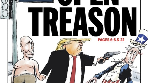 Open Letter to Treasonous Trump