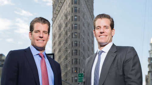 10 Fast Facts About the Winklevoss Twins