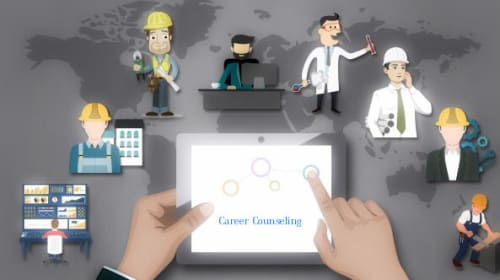 Impact of Online Career Counseling on Student's Life