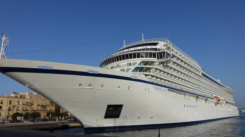 A Cruise on Brand New Viking Sky