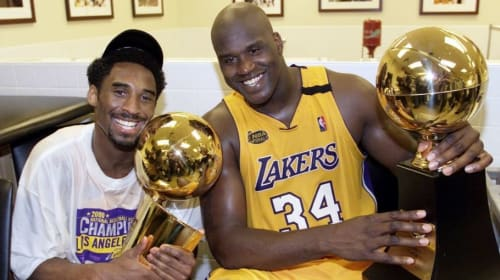 '00-01 Lakers vs. '18-19 Warriors