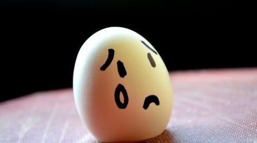 I Like Being Sad.