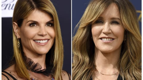 Felicity Huffman, Lori Loughlin Indicted in College Bribery Scandal