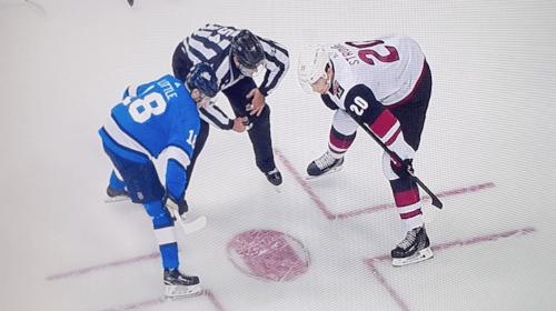 Game #8: Winnipeg Jets vs Arizona Coyotes