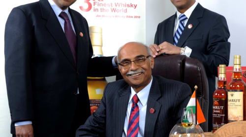 Indian Single Malt Whisky Will Eventually Have Its Own Category
