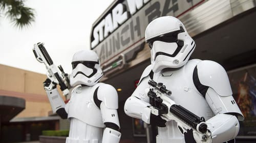 Authentic 'Star Wars' Costumes for Cosplay
