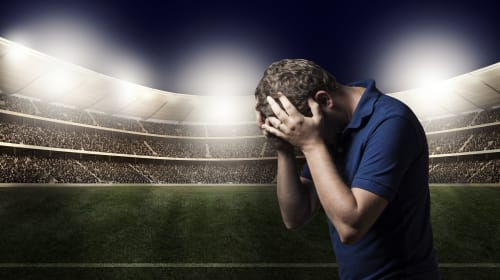 Why Your Sports Team's Loss Is Bad for You