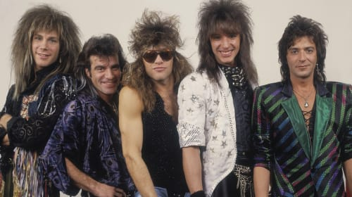 The 'List: Bon Jovi