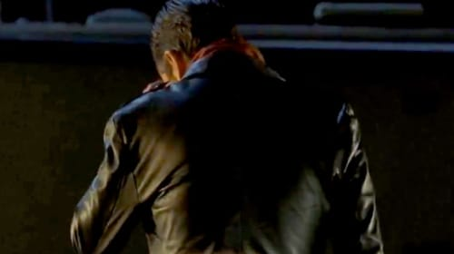 """""""Hi, I'm Negan"""": First Look At The Walking Dead's Villain In Finale Promo"""