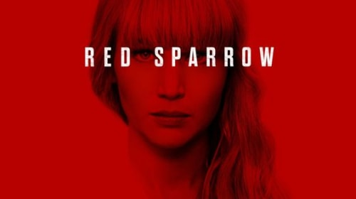 'Red Sparrow,' a Love Story