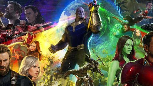 Marvel's 'Avengers: Infinity War'