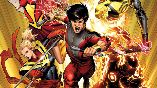 Marvel's 'Shang-Chi' First Asian Lead