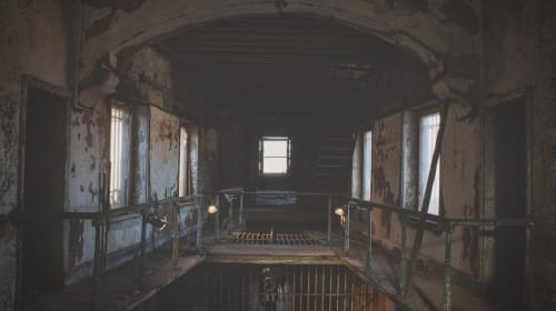 15 Creepiest Places on Earth