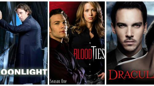 3 Vampire Series That Could Have Been Successful