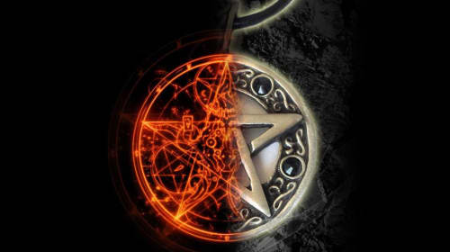 The Pentacle Versus the Pentagram and Why You Should Never Use Both