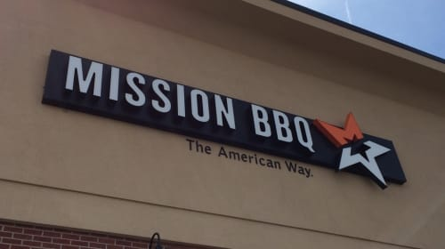 Mission BBQ—Thanking Vets with Brisket