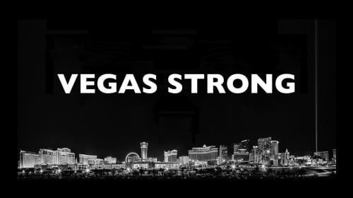 #Vegas Strong: Waking Up the Day of October 1, 2017