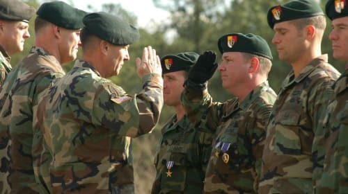 What's the Significance of the Green Beret?