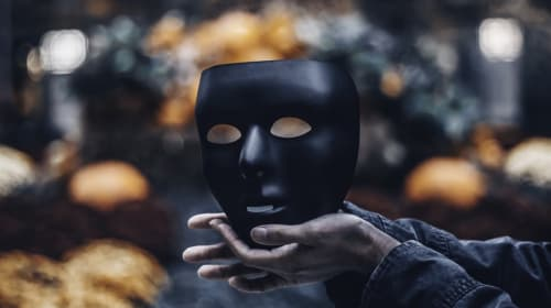 A Look Behind the Mask