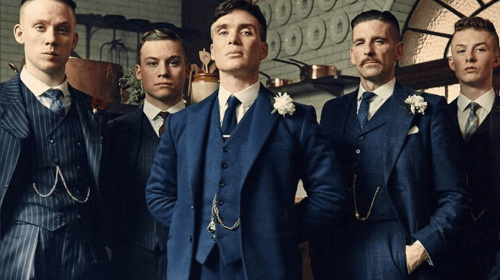 10 Reasons Why You Need to Watch Peaky Blinders