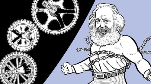 Analysis: 'Alienated Labour' by Karl Marx