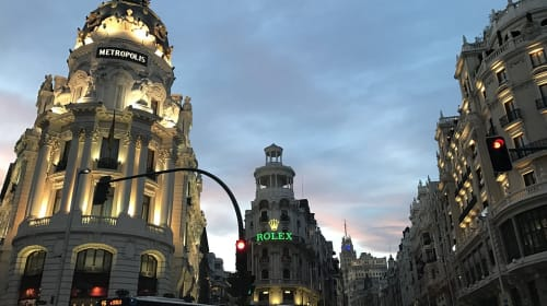 A Slow Tempo - Bike Tours in Madrid