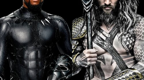 Will Aquaman Be the Worlds of DC's Black Panther?