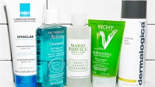 Top 5 Cruelty-Free Facial Cleansers