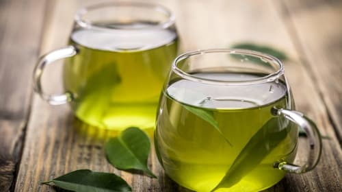 Get to Know Me, Green Tea!