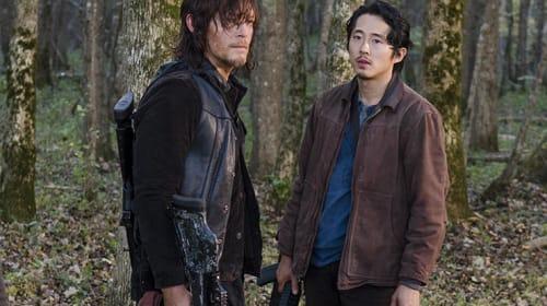 Every Now And 'Glenn' I Fall Apart: Steven Yeun's Glenn Will Haunt Daryl In 'The Walking Dead' Season 8