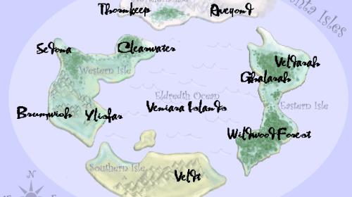 'Aveyond - Rhen's Quest'