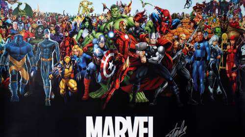 Sayonara Earth 616! The Marvel Universe Is Gone!