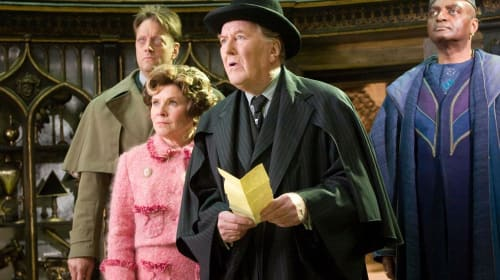 'Harry Potter' Star Robert Hardy Dead at 91: A Look at His Magical Career