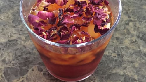 Honeybush Caramel Review and Recipe