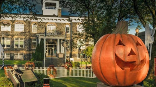 Real Halloweentown Gets a Special Guest Return
