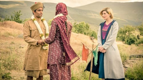 "'Doctor Who': ""Demons of the Punjab"" Review"