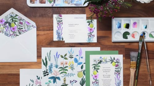 10 Affordable Online Wedding Invitations We Absolutely Love