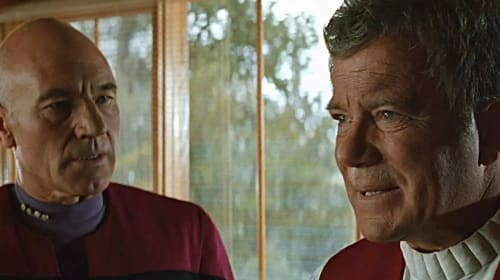 Starfleet's Finest: Kirk vs Picard