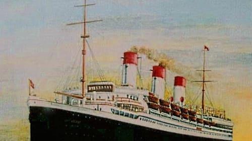 The Tragic Irony of the SS Cap Arcona