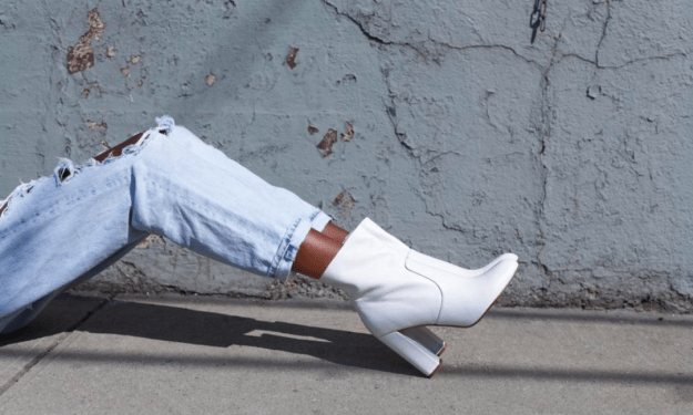 10 White Boots Any Girl Will Love in 2018