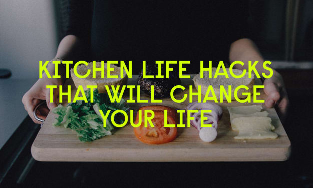 50 Kitchen Life Hacks That Will Change Your Life