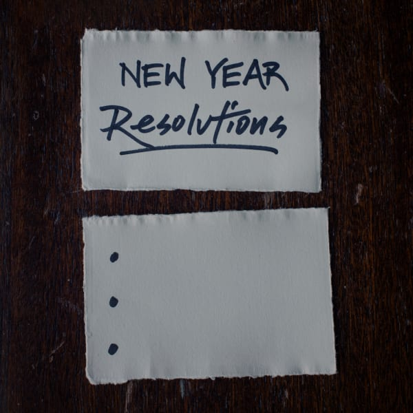 Dear New Year