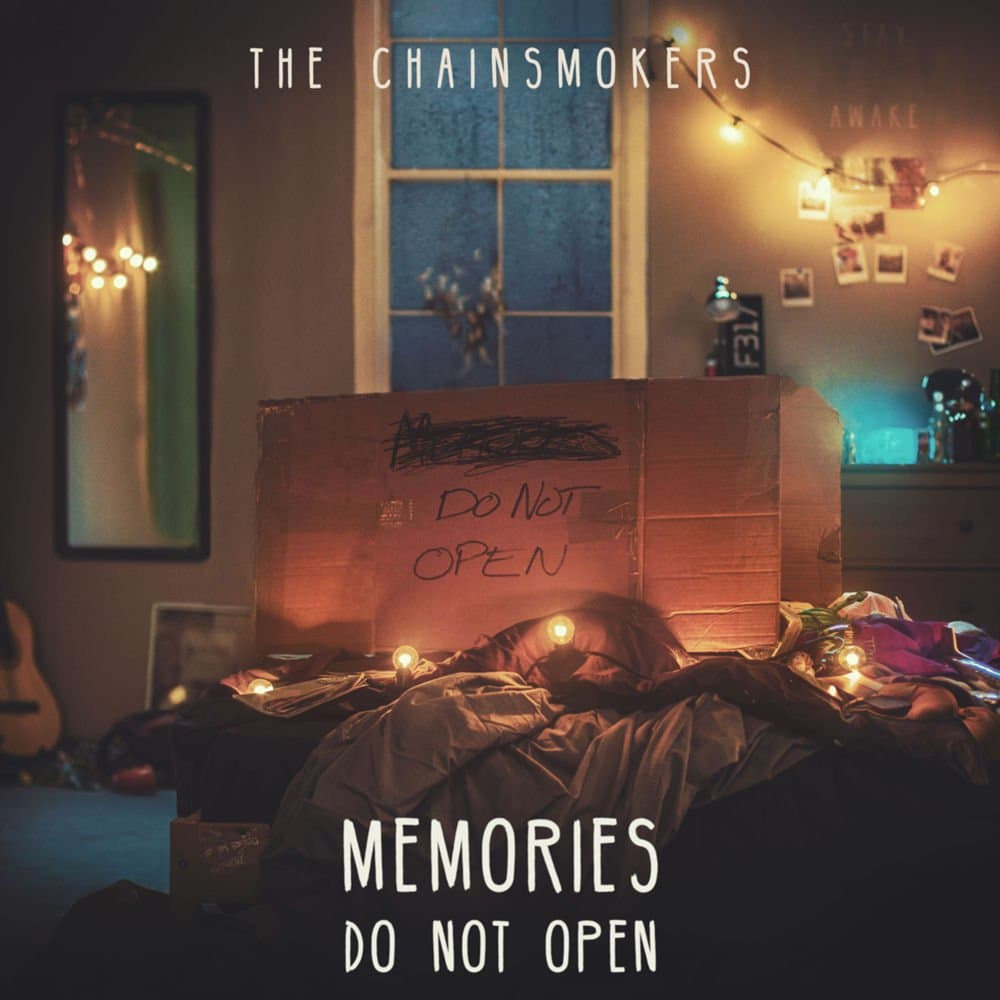 """The Chainsmokers - """"Memories...Do Not Open."""""""